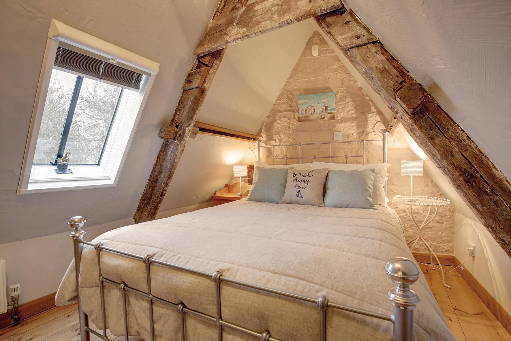 Hope Cottage - Bedroom