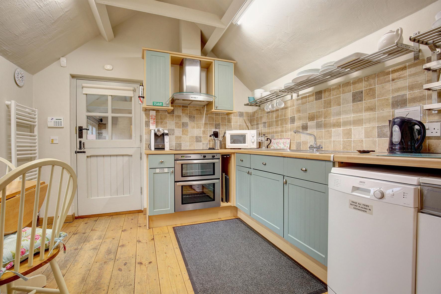 Hope Cottage - Kitchen