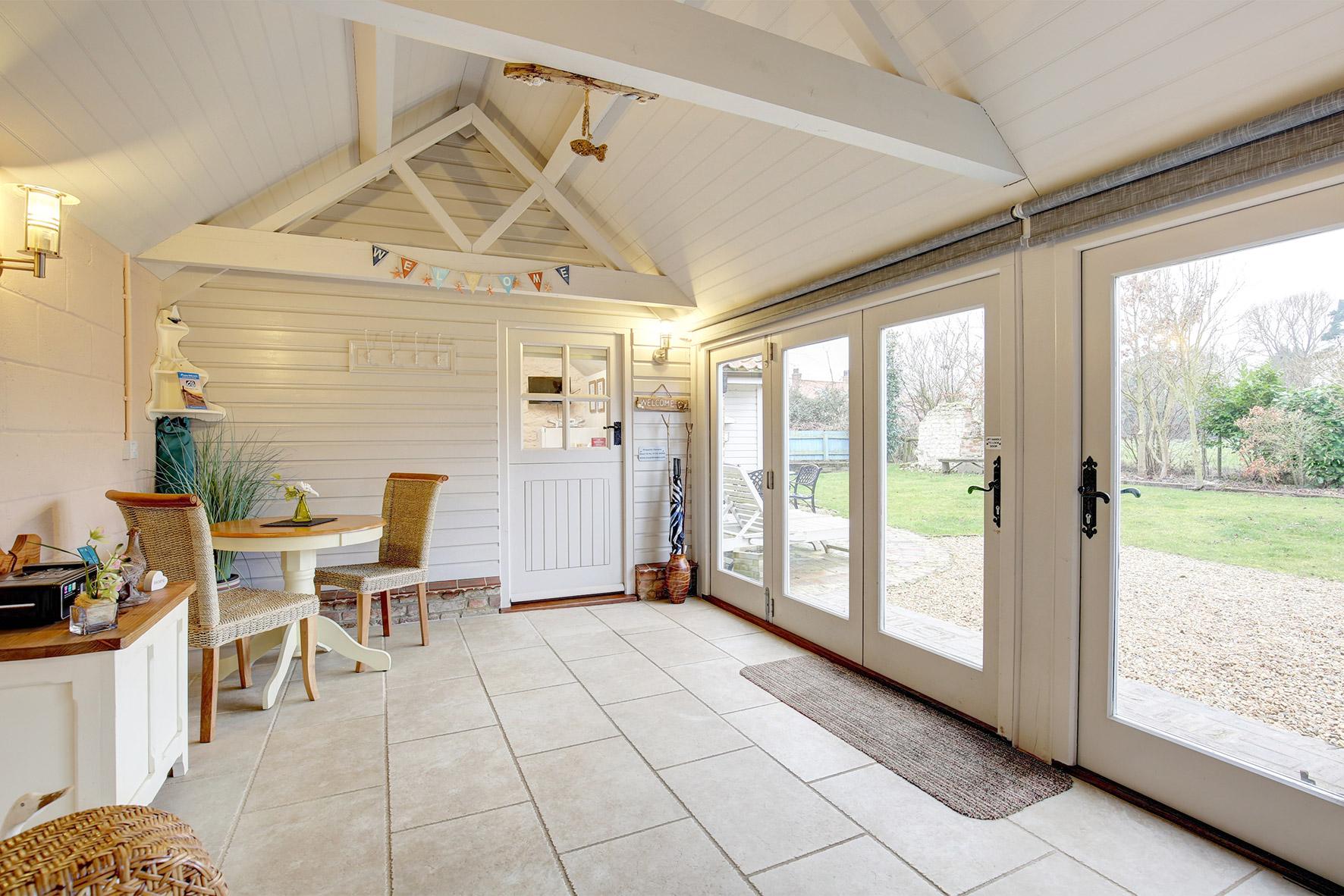 Hope Cottage - Reception Room