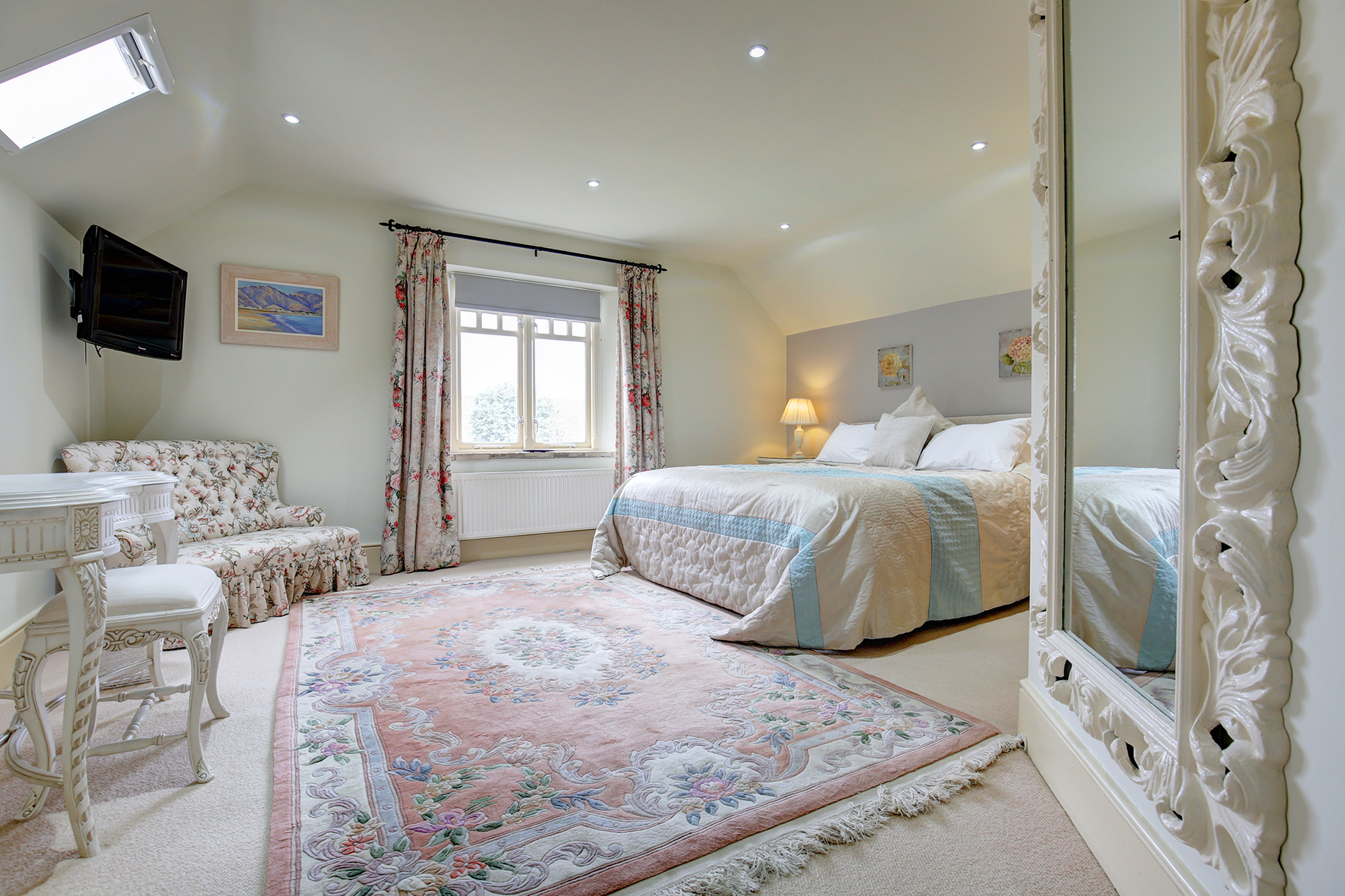 The Gables - Double Room 1
